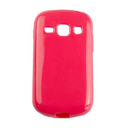 Capa Samsung Galaxy Fame TPU Vermelho - IDEA