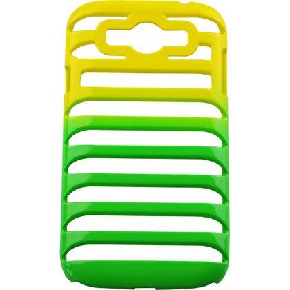 Capa Samsung Galaxy Grand Duos Gradiente Verde e Amarelo - IDEA