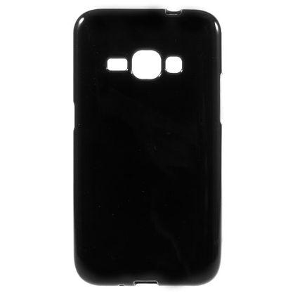 Capa Samsung Galaxy J1 2016 TPU Preta - Idea
