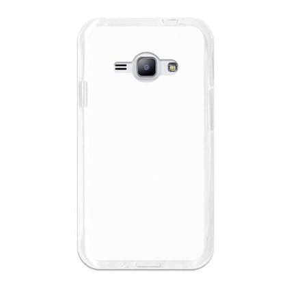 Capa Samsung Galaxy J1 Ace TPU Transparente - Idea