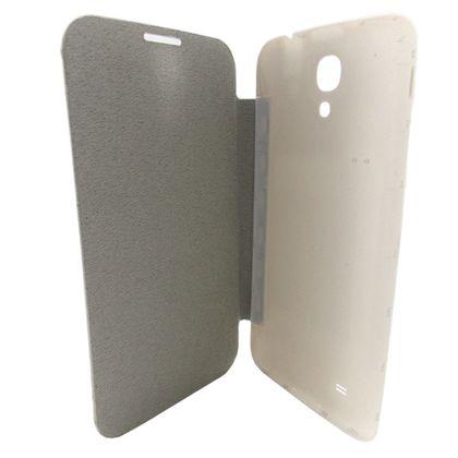Capa Samsung Galaxy Mega 6.3 Flip Branco - Idea