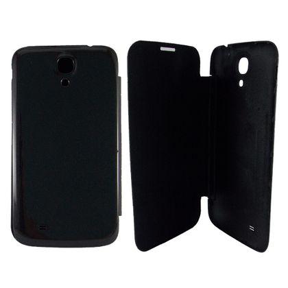 Capa Samsung Galaxy Mega 6.3 Flip Preto - Idea