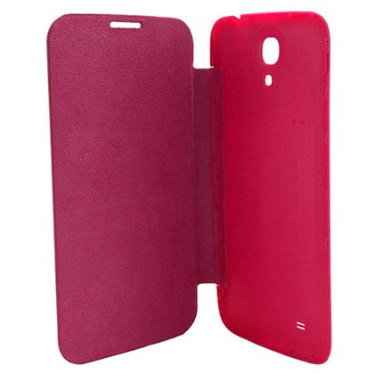 Capa Samsung Galaxy Mega 6.3 Flip Rosa - Idea