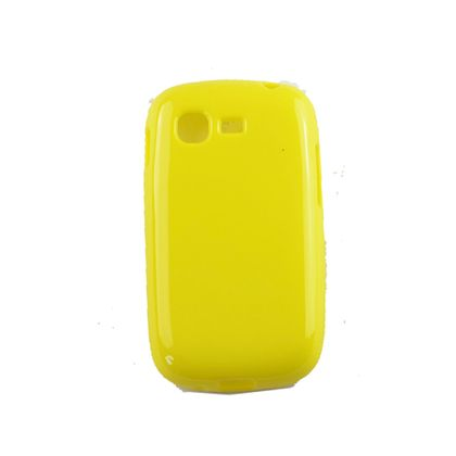 Capa Samsung Galaxy Pocket Neo S5310 Tpu Amarelo - Idea