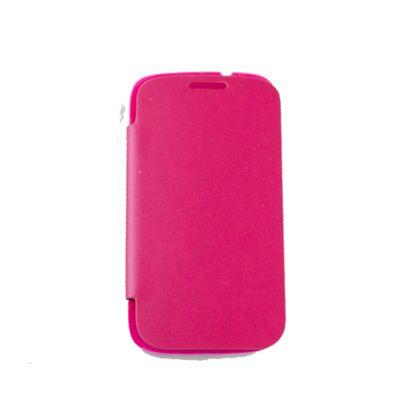Capa Samsung Galaxy S3 Duos/Galaxy Core Flip Rosa - Idea