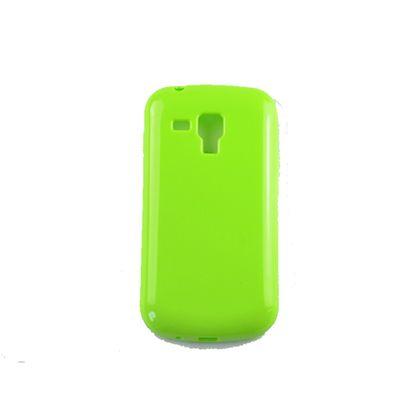 Capa Samsung Galaxy S Duos Tpu Verde - Idea