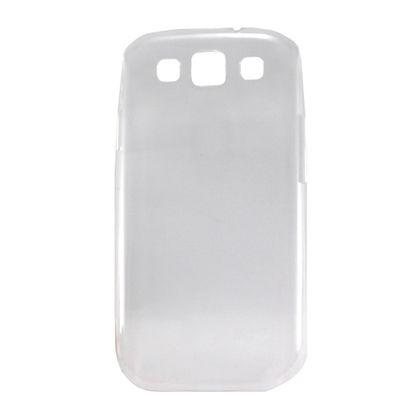 Capa Samsung Galaxy S3 I9300 Pc Transparente - Idea
