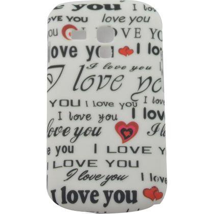 Capa Samsung Galaxy S3 Mini Love - IDEA