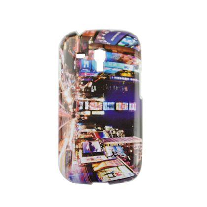 Capa Samsung Galaxy S3 Mini Times Square - Idea