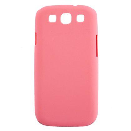 Capa Samsung Galaxy S3 Pc Rosa - Idea