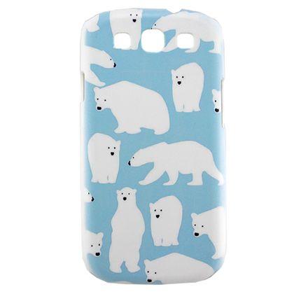 Capa Samsung Galaxy S3 Pc Urso - Idea