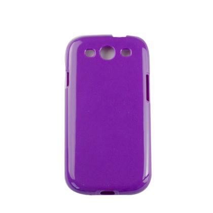 Capa Samsung Galaxy S3 Tpu Roxo - Idea