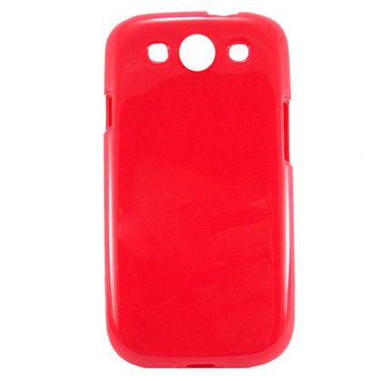 Capa Samsung Galaxy S3 Vermelho - Idea