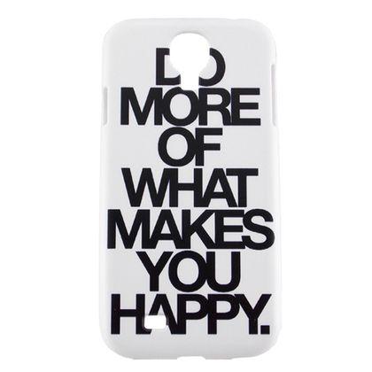 Capa Samsung Galaxy S4 Pc Happy - Idea