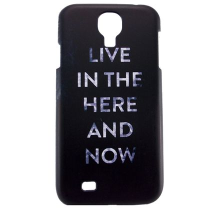 Capa Samsung Galaxy S4 Pc Now Preto - Idea