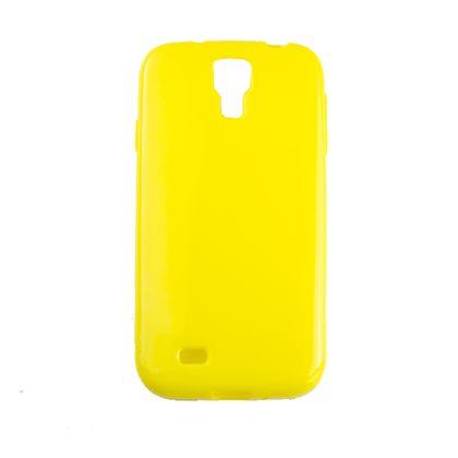 Capa Samsung Galaxy S4 Tpu Amarelo - Idea