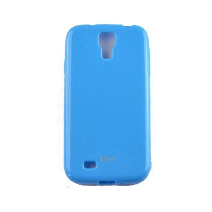 Capa Samsung Galaxy S4 Tpu Azul - Idea