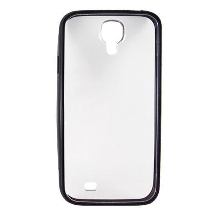 Capa Samsung Galaxy S4 Tpu + Pc Preto e Transparente - Idea