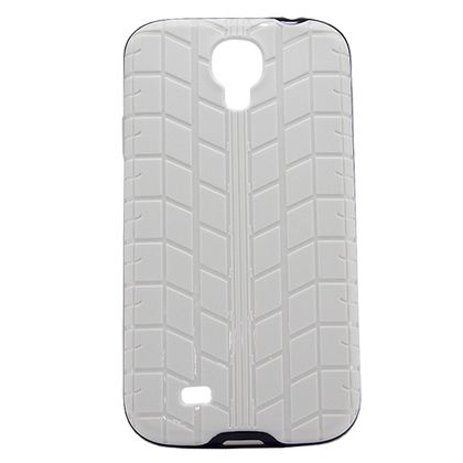 Capa Samsung Galaxy S4 Tread Branco - Idea