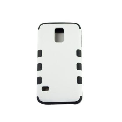 Capa Samsung Galaxy S5 Pc + Tpu Tripla Proteçã Branco - Idea