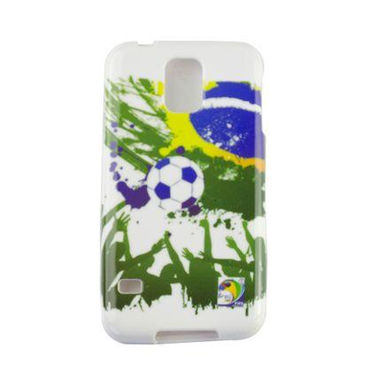 Capa Samsung Galaxy S5 Tpu Copa Brasil