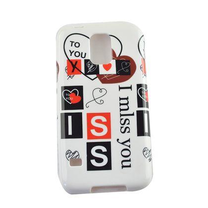 Capa Samsung Galaxy S5 Tpu Miss - Idea