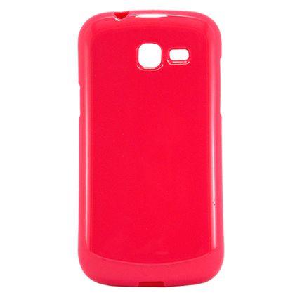 Capa Samsung Galaxy Trend Lite S7392 Tpu Rosa - Idea
