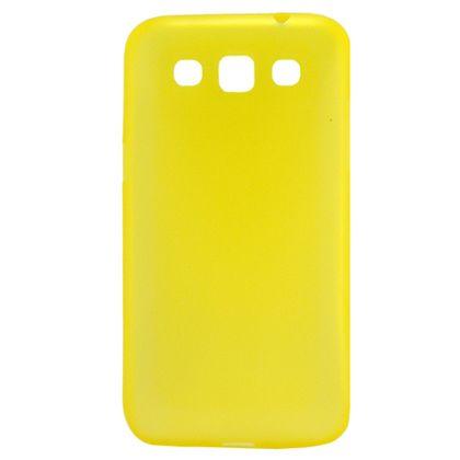 Capa Samsung Galaxy Win Duos Ultra Slim Amarelo - Idea