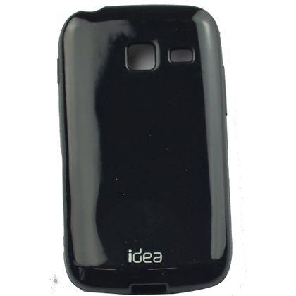 Capa Samsung Galaxy Y Duos S6102 TPU Preto - IDEA