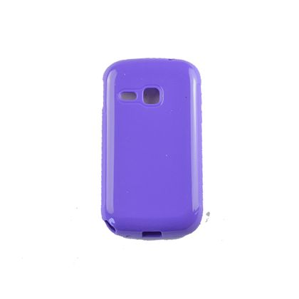 Capa Samsung Galaxy Young Roxo - Idea