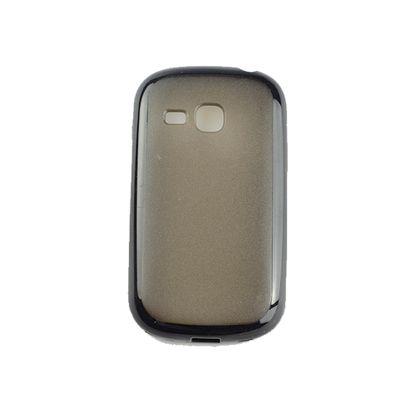 Capa Samsung Galaxy Young Tpu+Pc Preto - Idea