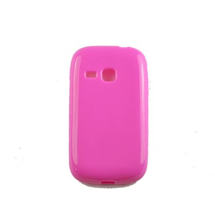 Capa Samsung Galaxy Young Tpu Rosa - Idea