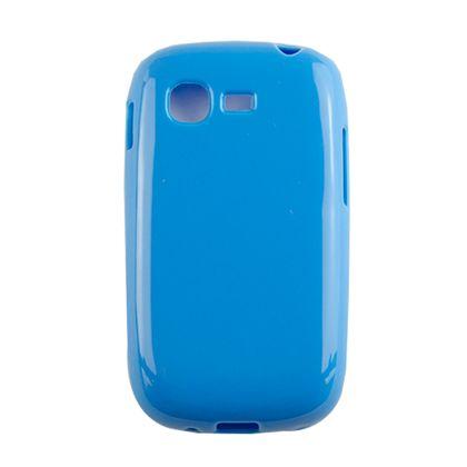 Capa Samsung Pocket Neo S5310 Tpu Azul - Idea