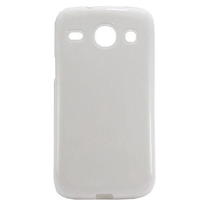 Capa Samsung S3 Duos Tpu Branco - Idea