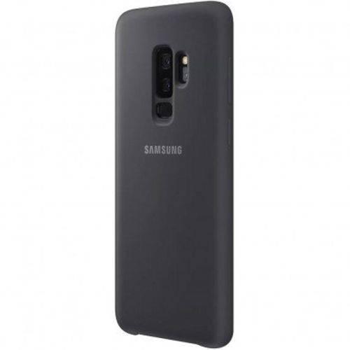 Capa Samsung Silicone para Galaxy S9 Preto