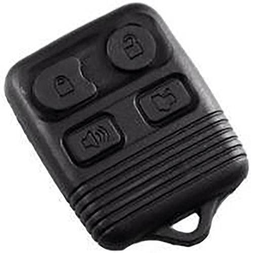 Capa Telecomando B&s Ford Fiesta / Ecosport 4 Botoes (7895992390207)