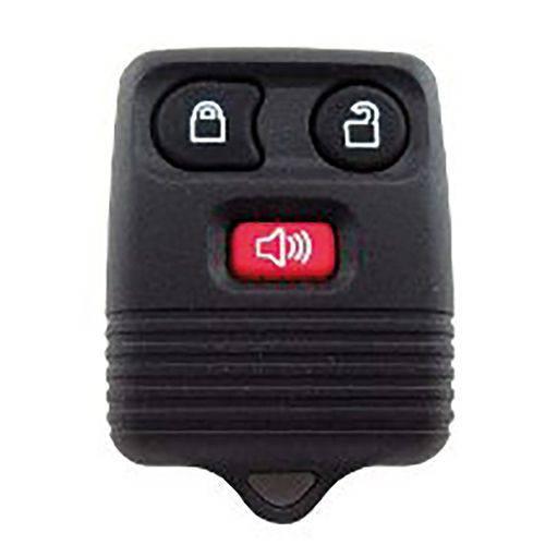 Capa Telecomando Bes Ford Fiesta e Ecosport 3 Botões