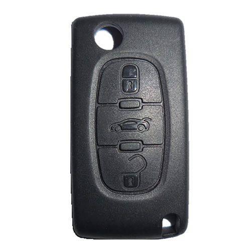 Capa Telecomando Bes Peugeot 306 308 2008 300 8 Botões
