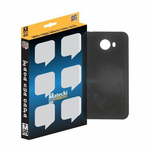 Capa TPU Grafite Alcatel A30 Plus