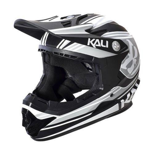 Capacete Bike Full Face Infantil Kali Naka Slash