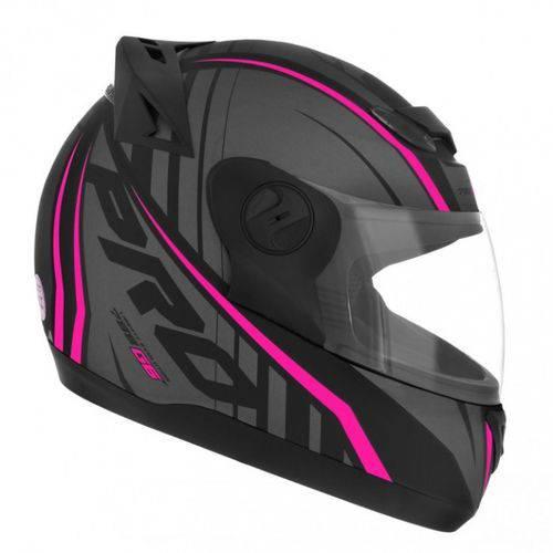 Capacete Evol. G6 788 Pro Neon Pro Tork Rosa