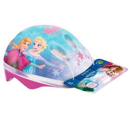 Capacete Infantil Disney Frozen Tamanho Ajustável 3667 - Dtc