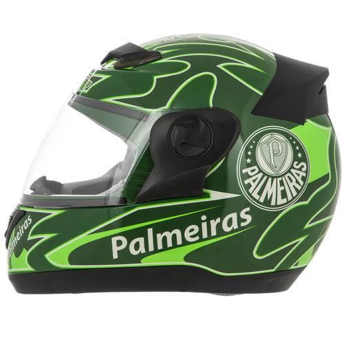 Capacete Moto Palmeiras Pro Tork Evolution