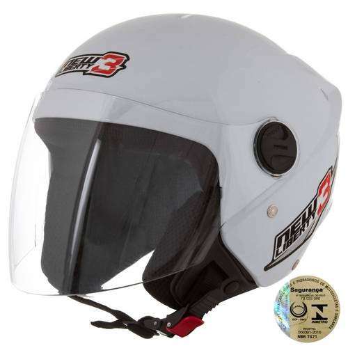 Capacete New Liberty Three Branco Pro Tork