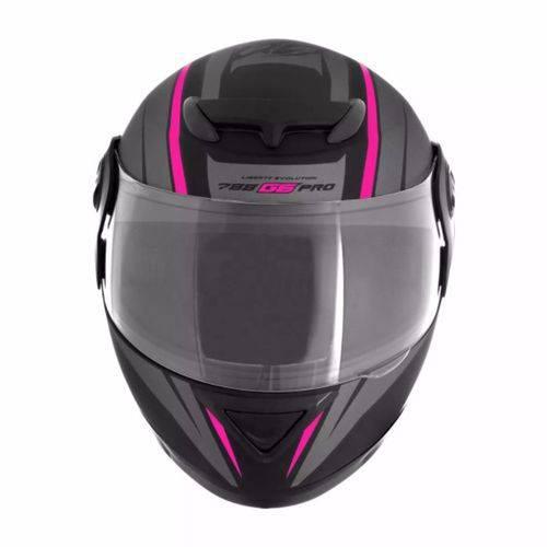 Capacete Pro Tork Evolution G6 788 Neon Feminino