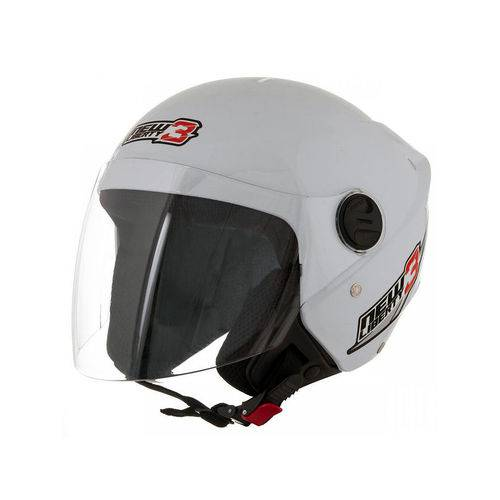 Capacete Pro Tork New Liberty Three Branco 60