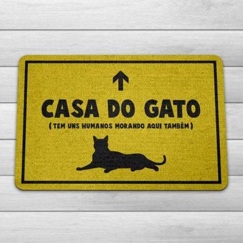 Capacho Ecológico Casa do Gato