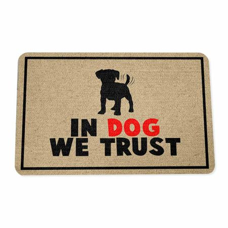 Capacho Ecológico In Dog We Trust
