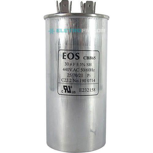 Capacitor 30 Mfd 440vac