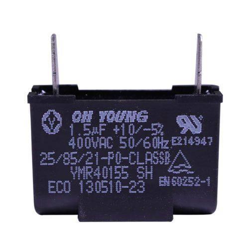 Capacitor 1.5 Mfd 400vac